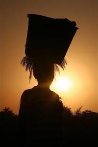 Guinee Bissau sunset