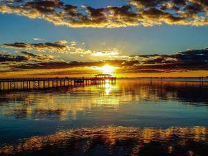 Sunrise in Safety Harbor